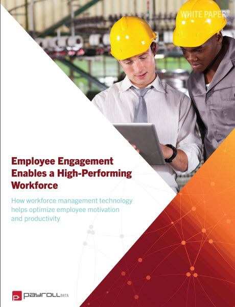 Get this whitepaper: Employee Engagement Enables a High-Performing Workforce