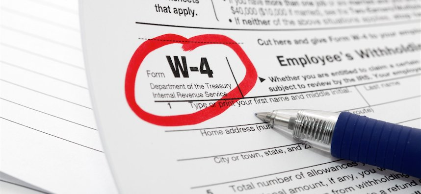 Wisconsin WT-4 and W-4 Requirements